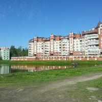 Photo taken at река Новая by Катя Д. on 5/21/2013