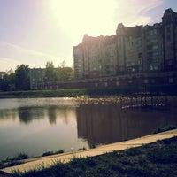 Photo taken at река Новая by Катя Д. on 5/16/2013