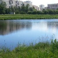 Photo taken at река Новая by Катя Д. on 6/19/2013