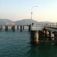 Photo taken at ท่าเรือทุ่งโปรง by นู๋ ฝ. on 1/9/2013