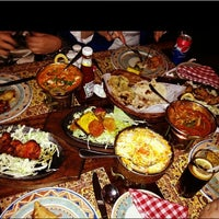 Photo taken at Bukhara Restaurant by Amani N. on 1/23/2013