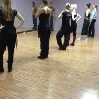 Photo taken at Seans Dance by Aynur T. on 3/27/2013