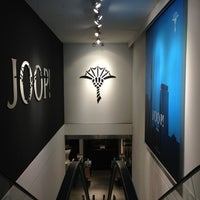 Photo taken at JOOP! Outlet Store by Marko G. on 2/11/2013