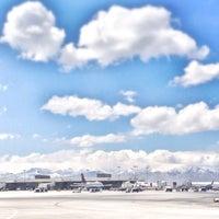 Photo taken at Salt Lake City International Airport (SLC) by Tonya S. on 4/17/2013