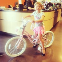 Photo taken at Black Mountain Bicycles by Tonya S. on 3/16/2013