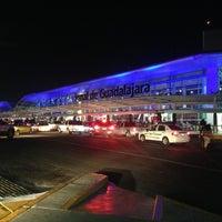 Photo taken at Guadalajara International Airport (GDL) by RicarDo A. on 8/12/2013