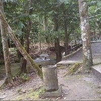Photo taken at Sg. Congkak Waterfall by Rhea 5 on 1/2/2013