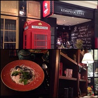 Снимок сделан в Cambridge Café пользователем Katy D. 3/11/2015