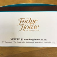Photo taken at The Fudge House of Edinburgh by Mizzamie B. on 7/28/2017