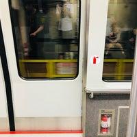 Photo taken at South Terminal Transit Loop (A-B-S) by Chansoo K. on 7/22/2018