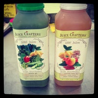 Photo taken at Juice Crafters by Katarina C. on 3/5/2013