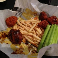 Photo taken at Buffalo Wild Wings by Erica D. on 12/19/2012