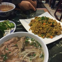Photo taken at Pho World by sarah v. on 10/25/2015