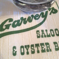 Photo taken at McGarvey's Saloon & Oyster Bar by Peter L. on 4/5/2013