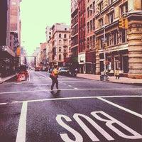 Photo taken at SoHo by PiRATEzTRY on 5/9/2013