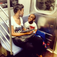 Photo taken at MTA Subway - 23rd St (C/E) by PiRATEzTRY on 7/28/2013