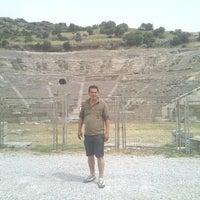 5/8/2013 tarihinde Halil P.ziyaretçi tarafından Antik Tiyatro'de çekilen fotoğraf