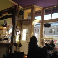Photo taken at Human Bean - Cobourg's Coffee House by Nicole B. on 2/12/2014