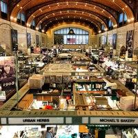 Photo taken at West Side Market by Zach B. on 12/26/2012