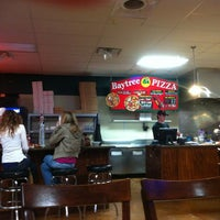 Photo taken at Baytree Pizza by Steven H. on 12/31/2012