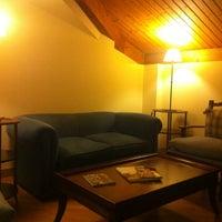 Photo taken at Hotel Villa de Laguardia by tonatalya on 4/25/2013