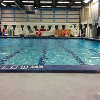 Photo taken at O'Keefe Center Pool by Michael S. on 2/14/2013