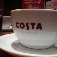 Photo taken at Costa Coffee by Ivana J. on 3/22/2013