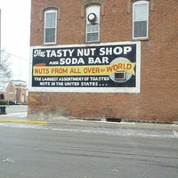 Photo taken at Tasty Nut Shop by Michael S. on 1/14/2013