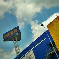 Photo taken at IKEA Restaurant by amirol on 4/15/2013