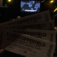 Photo taken at David Copperfield - MGM by Closed!!!! on 8/17/2017