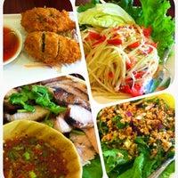 Photo taken at Sai Jai Thai by Cee A. on 10/25/2012