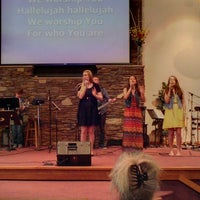 Photo taken at Amazing Grace Christian Church by Ronald H. on 5/19/2013