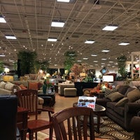 Photo Taken At Bobu0026amp;#39;s Discount Furniture By Cashmusicnet R. On ...