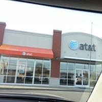 Photo taken at AT&T by Monique R. on 12/30/2012