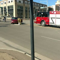 Photo taken at Downtown Topeka by Dray M. on 11/23/2015