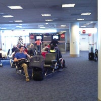 Photo taken at Gate 47B by Coty G. on 12/24/2012