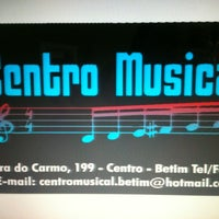 Photo taken at Centro Musical by Claudia A. on 8/1/2013