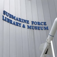 Photo taken at Submarine Force Library & Museum by Dawood A. on 8/13/2017