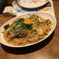 Photo taken at Jolly Pasta 東住吉店 by koichi s. on 8/24/2016
