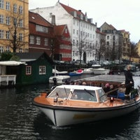 Photo taken at Canal Tours Copenhagen by Владимир В. on 12/31/2012