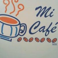 Photo taken at Mi Cafe 100% Veracruz by Enano on 2/4/2013