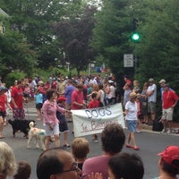 Photo taken at Main St Barnstable by Eric W. on 7/4/2014