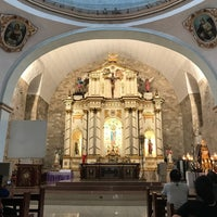 Photo taken at Immaculate Conception Parish Church by Roy V. on 3/31/2017
