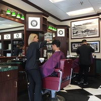 Photo taken at V's Barbershop by Randy L. on 1/9/2016