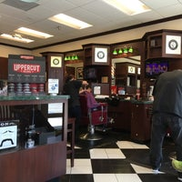 Photo taken at V's Barbershop by Randy L. on 3/19/2016