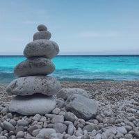 Photo taken at Spiaggia dei Gabbiani by Nicola C. on 6/11/2015