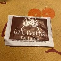 Photo taken at La Civetta Pub by Nicola C. on 11/5/2016
