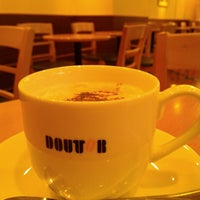 Photo taken at Doutor Coffee Shop by rohami k. on 4/28/2016