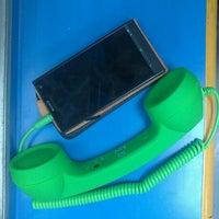 Photo taken at awan Biru Telecomunicator by Shahril A. on 1/6/2013