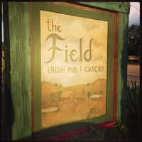 Photo taken at The Field Irish Pub & Eatery by Cheyne C. on 5/16/2013